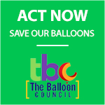 Act Now!  Save our balloons.