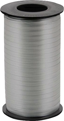 500 Yards Silver Curling Ribbon