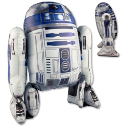 38 Inch Star Wars R2D2 Airwalker Balloon