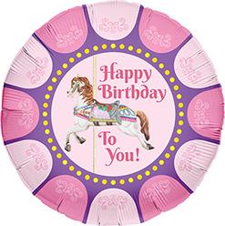 Std BirthdayTo You Bold Balloon