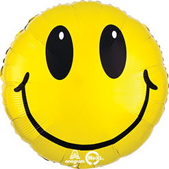 Std Smile Face Balloon