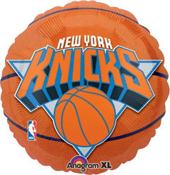 Std NBA New York Knicks Balloon