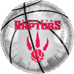 Std NBA Toronto Raptors Balloon