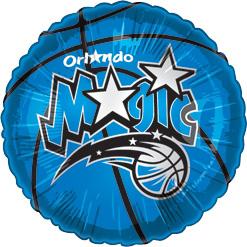 Std NBA Orlando Magic Balloon