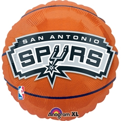 Std NBA San Antonio Spurs Balloon