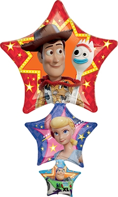 42 Inch Disney Toy Story Characters Balloon
