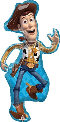 44 Inch Disney Toy Story Woody Balloon