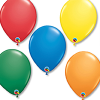 Qualatex 11 Inch Latex Balloons