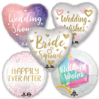 Anniversary, Wedding & Shower Foils