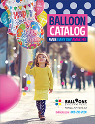 Balloons Everywhere Everyday Occasion Catalog